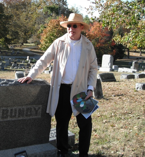 Tales From The Departed, sponsored by the Wayne County Museum. Actors bring past residents of Wayne County back to life at their gravesides.